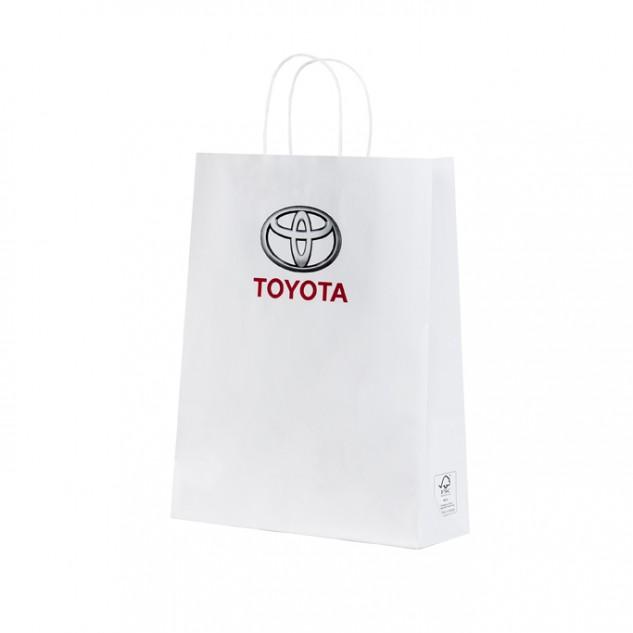 papieren tas Toyota