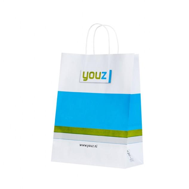 papieren tas Youz