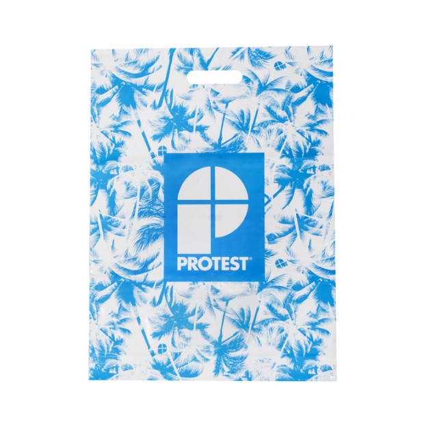 plastic tas Protest 2012